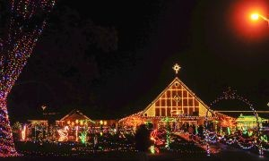 come enjoy the annual lights of christmas at warm beach in stanwood and hear voices northwest singing your favorite christmas carols at 645